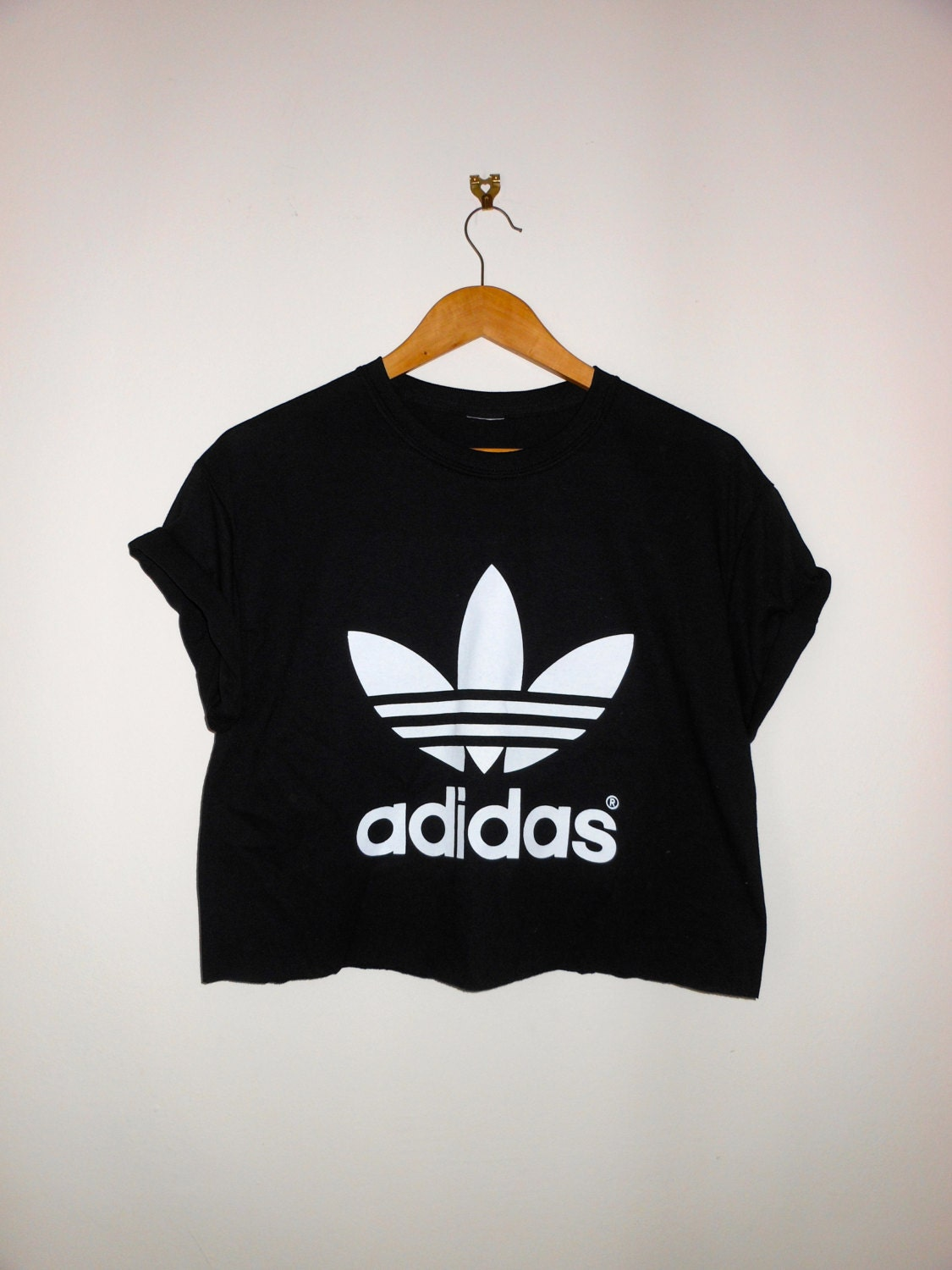 d993308c5e072 CLASSIC BACK ADIDAS SWAG SEXY STYLE CROP TOP TSHIRT FRESH BOSS DOPE  CELEBRITY FESTIVAL CLOTHING FASHION URBAN UNQIUE on The Hunt