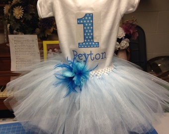 1st Birthday Tutu Outfit