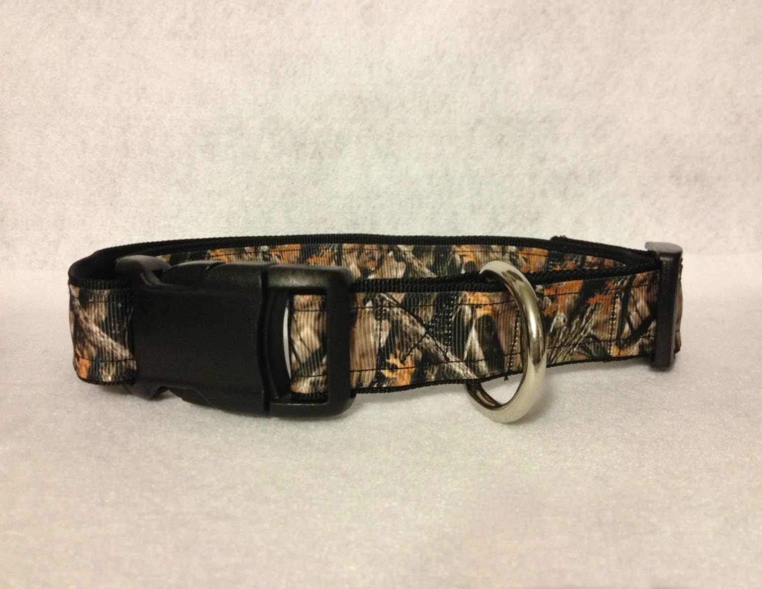 Dog Camo Collars Costomize Name