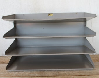 Industrial Metal Office File Folder Sorter 5 Tier