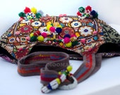 Gypsy Bag, Tribal Bag Ethnic Boho, Banjara bag,Tote, Purse,
