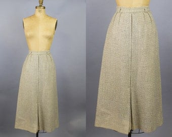 British Walker Skirt /  Tweed Skirt / British Walker Skirt / Small