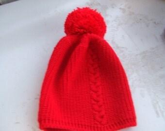 baby wool hat