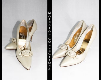 1960s AVANTI Heels |9.75| Material Collections