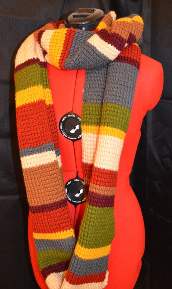 Tom Baker Scarf Pattern Crochet