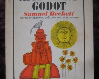 literary analysis of the tragic comedy waiting for godot by samuel beckett How far is it appropriate to call waiting for godot a  yet it is appropriate to describe waiting for godot as a tragic  beckett's characters.
