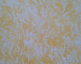 12x12 Provo Craft Yellow Feathered Paper