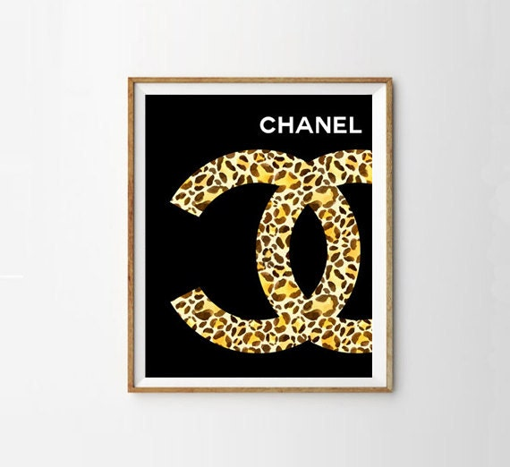 leopard chanel logo wwwpixsharkcom images galleries