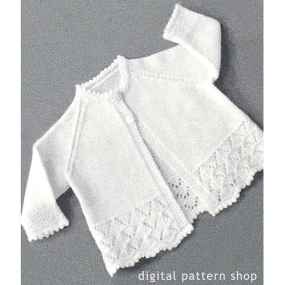 Vintage Baby Knit 113