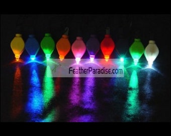 Led Floral Lights / FloraLytes for Tower Vases 12 Pieces (GA,USA)