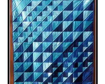 Twilight Baby and Lap Quilt Pattern - PDF INSTANT DOWNLOAD