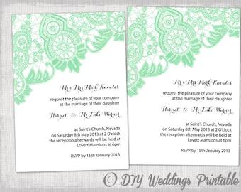 invitations templates word