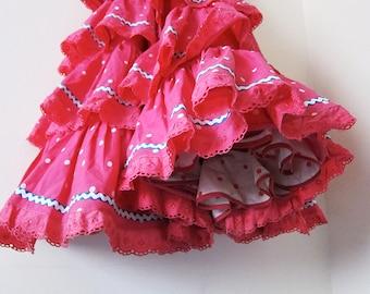 Girls' Flamenco Dress