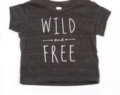 Wild + Free Kids T-Shirt
