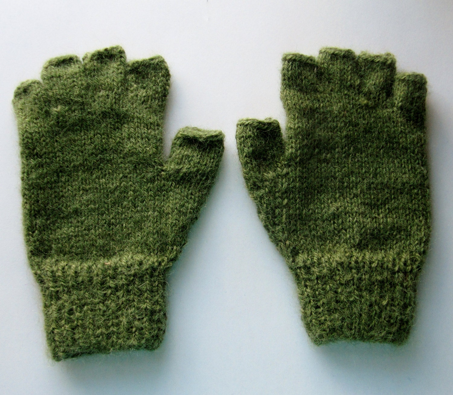 Hobo Gloves Knitting Pattern : Wool Fingerless Gloves Hobo Gloves Gloves Mittens by KadyLadyLoo