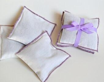 Homegrown Lavender Dryer Sachet (one)