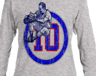 Ron Santo Officially Licensed MLB Chicago Cubs Long Sleeve Shirt S-3XL Santo 10