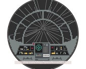 Millennium Falcon Hyperdrive!