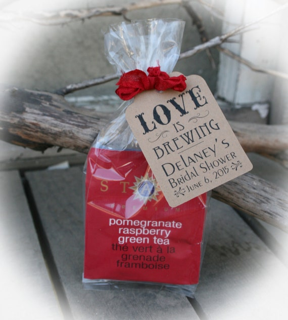 Tea Wedding Favors Diy Best Deals