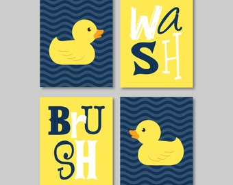Bathroom Accessories Etsy rubber duck bathroom decor accessory baby shower decoration