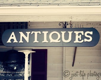 Antique Sign Vintage Antique  Rustic Shabby Chic Home Decor Wall Art Fine Art Photography Living Room