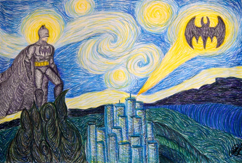 Van Gogh's 'Starry Night' Analysis Essay