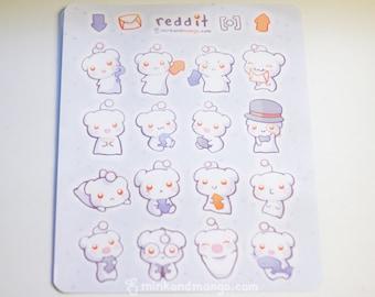 Reddit Stickers