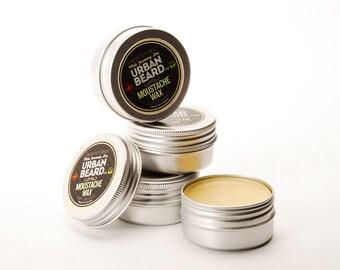 Organic & Vegan Friendly Moustache Wax Made in Toronto Canada