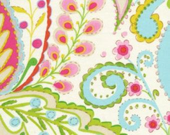 Crib Sheet - Kumari Garden - Teja in Pink