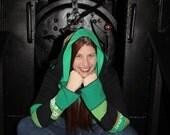 Custom Cheshire cat hoodie for Chris