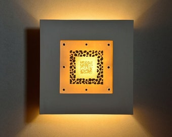 Wall mount lamp. Wall light. Modern wall sconce. Decorative sconce.