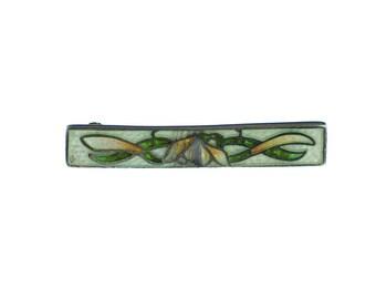 SALE--Vintage Cloisonne Pin