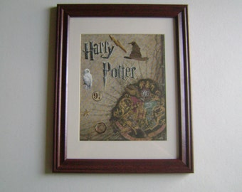 CLEARANCE Harry Potter Scrapbooking Picture Frame