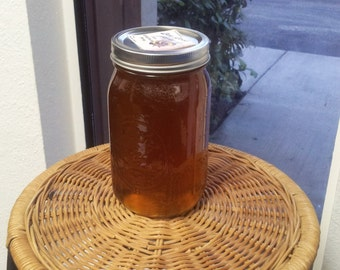 3lbs of wildflower honey