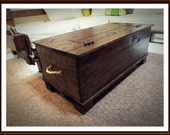Large Trunk/Chest  - Handmade using Pallet Wood