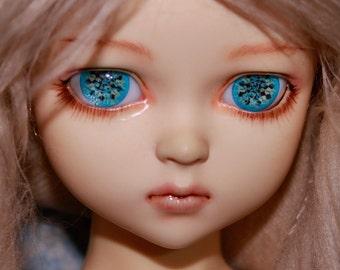 BJDs Acrylic Eyes - 18mm - Snowflakes*Deer*Star*Fairy*Rabbit