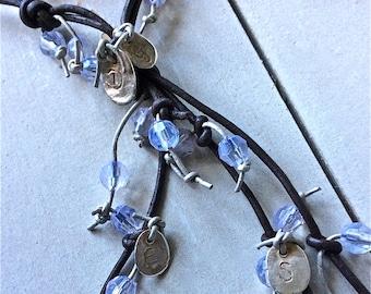 Bespoke Personalised Fine Silver Heart Keepsake Charm Necklace