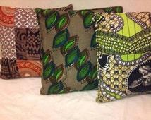 Tribal print pillowcases, Ethnic pillowcases, handmade pillowcases, Handcrafted pillowcases, African print pillow cases