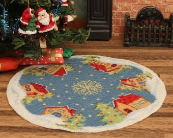 Tree Skirt Kit Etsy