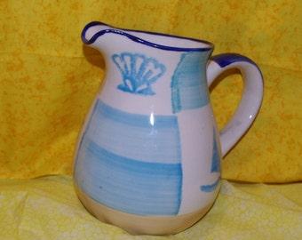 Lovely Vintage Atico International Ceramic Pitcher