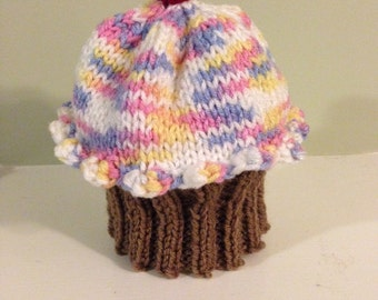Cupcake Hat - Adult