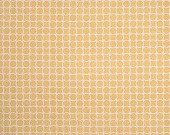 """Premier Prints cotton fabric LINKED Saffron Yellow or your choice of 10 colors 54"""" wide  Fabric by the yard decorator fabric FAST SHIPPING"""