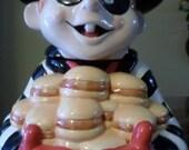 MacBurglar Cookie Jar (MacDonald s Collection)