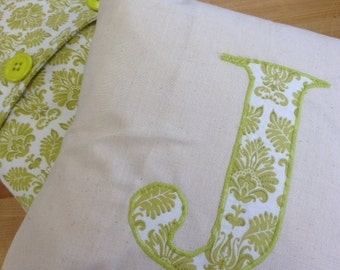 Initial Cushion Covers - Any colour, any letter!