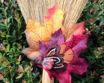 Autumn Mini Besom