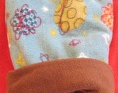 """Sleep Sack, Cuddle Sack, Planets 11"""" x 14"""" for Hedgehogs, Sugar Gliders, Guinea Pigs, Rats and other Small Animals"""