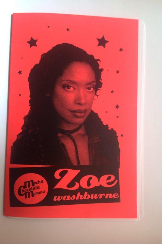 Zoe Washburne Zine