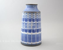 Studio ceramic vase by Juist - Germany