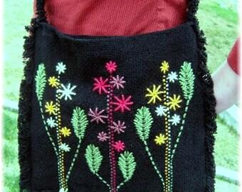 Swedish Weave Handbag pattern
