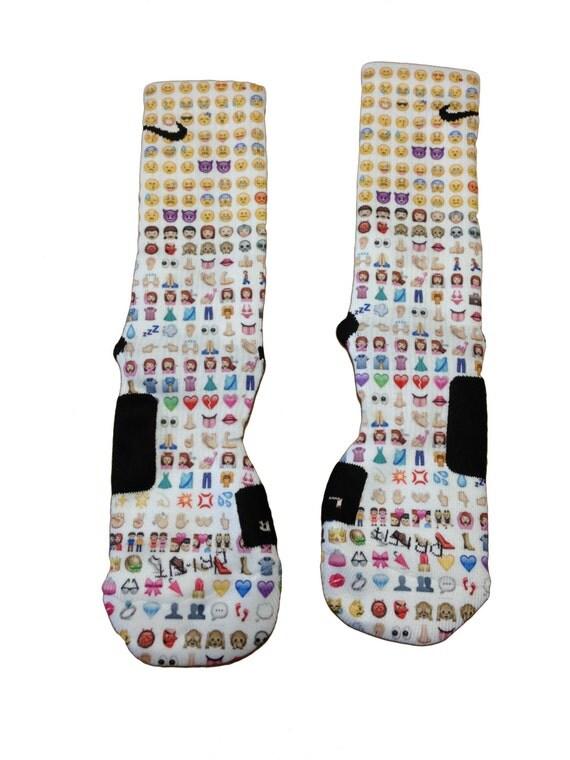 Nike Elite Socks_Emoji